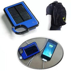 Smartphone Clip-On Solar Charger - Assorted Colors - Rama Deals - 1
