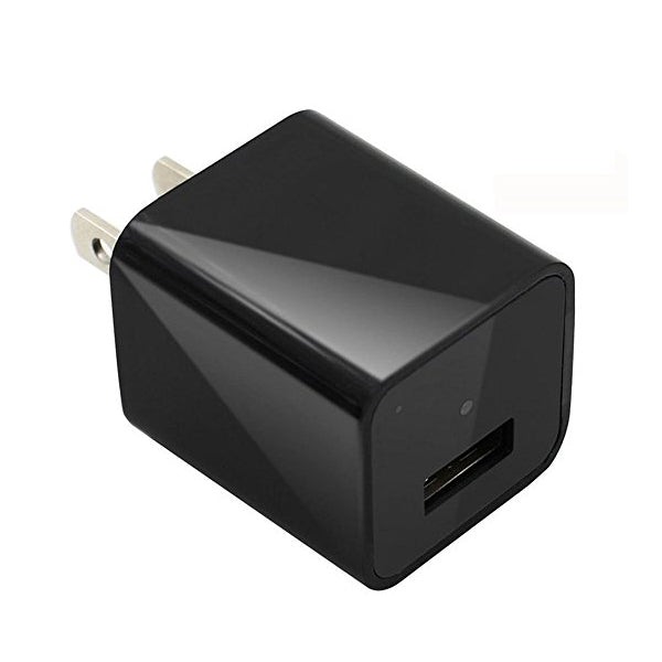 1080p Mini Real AC Adapter US Plug Charger Hidden Security Camera-Rama Deals