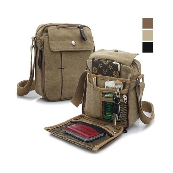 Multifunctional Canvas Traveling Bag - 3 Styles - Rama Deals - 1