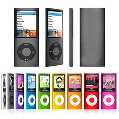 MP4 Player - Assorted Colors - Rama Deals - 1