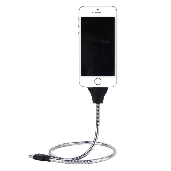 Flexible Smartphone Dock and Charging Cable - Rama Deals - 1