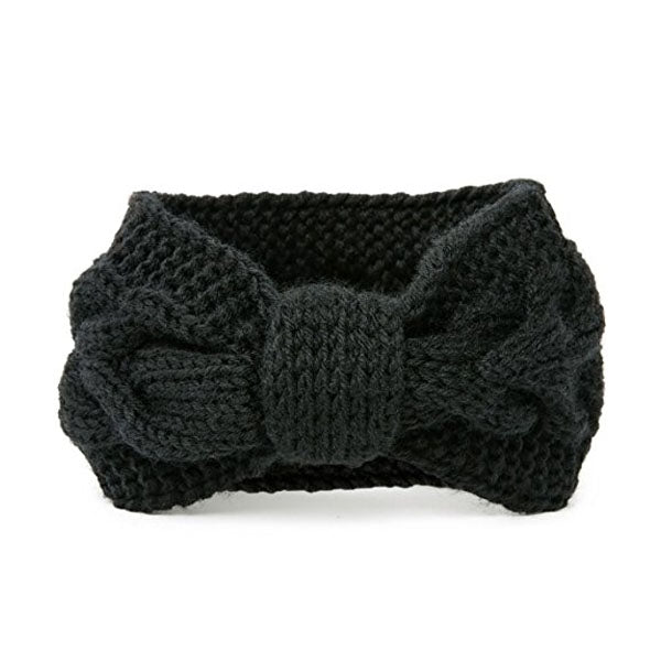 New women's knit corn winter warmer hairband-Rama Deals