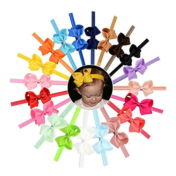 Clearance Baby Girls Bowknot Headband-Rama Deals