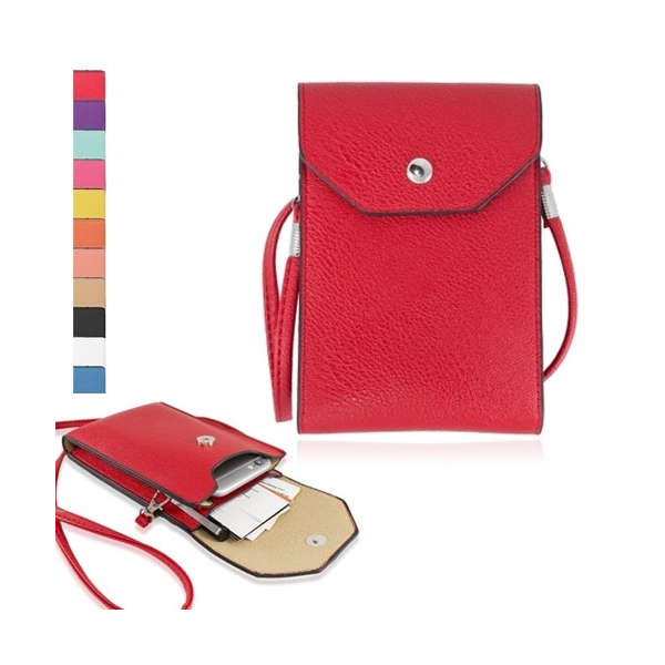 Trendy Cell Phone Cross Body Bag - 11 Colors - Rama Deals - 1