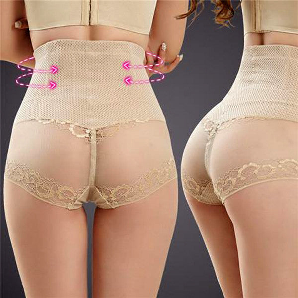 Fashionable Lace Waist & Butt Trainer-Rama Deals
