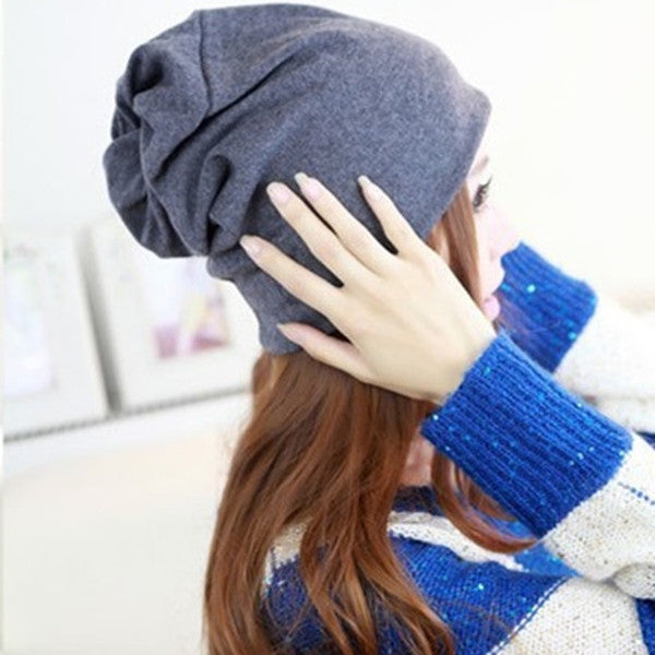 Woman multifunctional beanies hat-Rama Deals