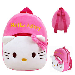 Cartoon Character Plush Backpack For Children-Rama Deals