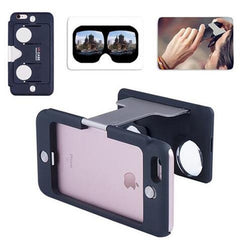 Silicone Rubber 3D VR CaseFor iPhone 6 6s 6 plus-Rama Deals