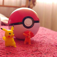 1Pc Pokeball + 1pcTiny Figures Inside Anime Action & Toy-Rama Deals