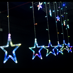 LED Fairy Star Lights - Rama Deals - 1
