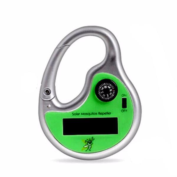 Portable Solar Powered Sonic Environmentally Friendly Non-toxic Mosquito Killer-Rama Deals