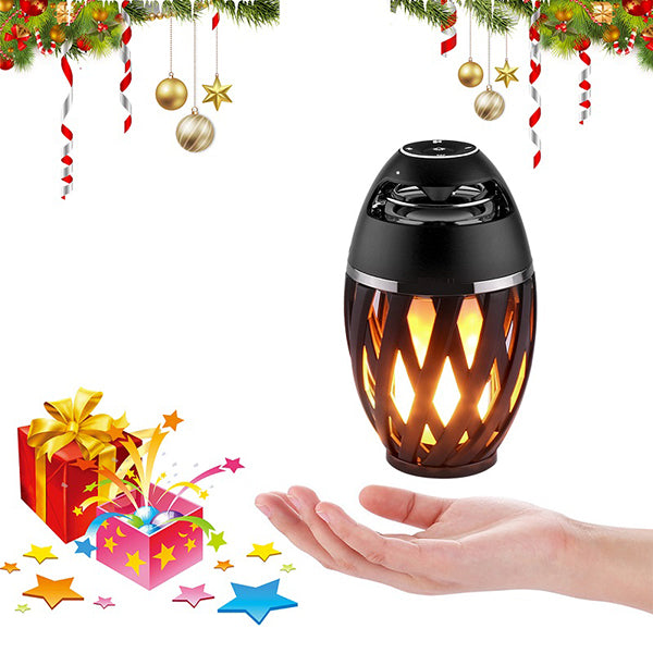 Dancing Flames Bluetooth Speaker-Rama Deals