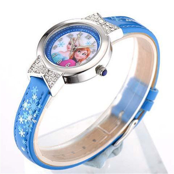 Clearance Disney Frozen Quartz Watch-Rama Deals