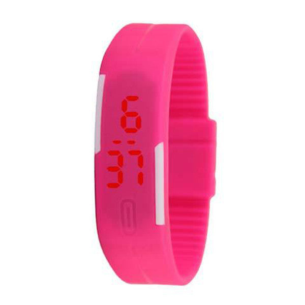 Touch LED Electronic Bracelet Watch-Rama Deals