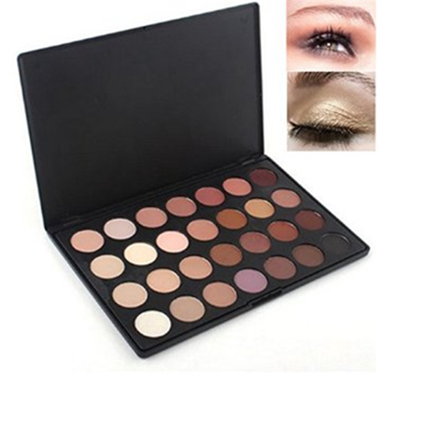 28 Color Eyeshadow Palette-Rama Deals