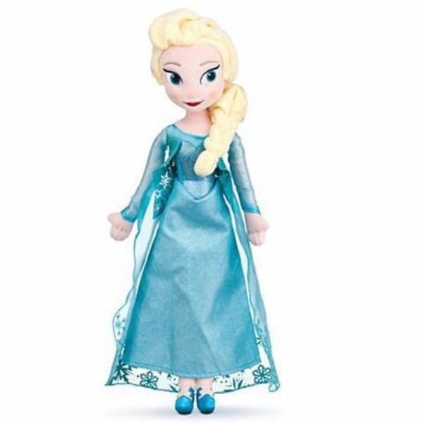 Elsa's daughter Anna Plush Stuffed Children Doll-Rama Deals