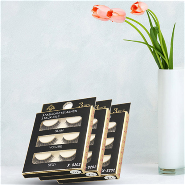 3 PACK - False Eyelashes-Rama Deals