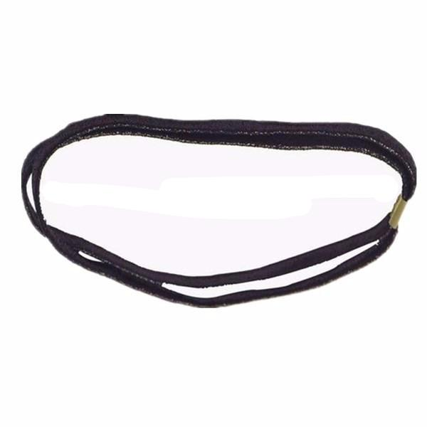 Woven Lovely Elastic Double Hair Band-Rama Deals