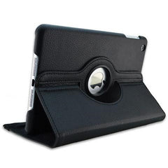 360 Rotary  Artificial Case for iPad Air
