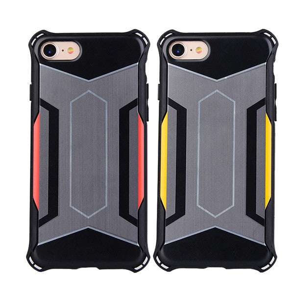 Four Corner Anti-drop Phone Case For iPhone-Rama Deals