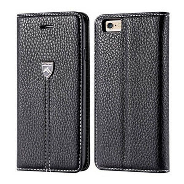 Lychee Wallet Case for iPhone 6 Plus-Rama Deals