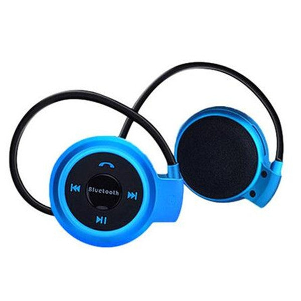 Clearance Universal Wireless Stereo Bluetooth Sport Music Earphone with Built-in Microphone-Rama Deals