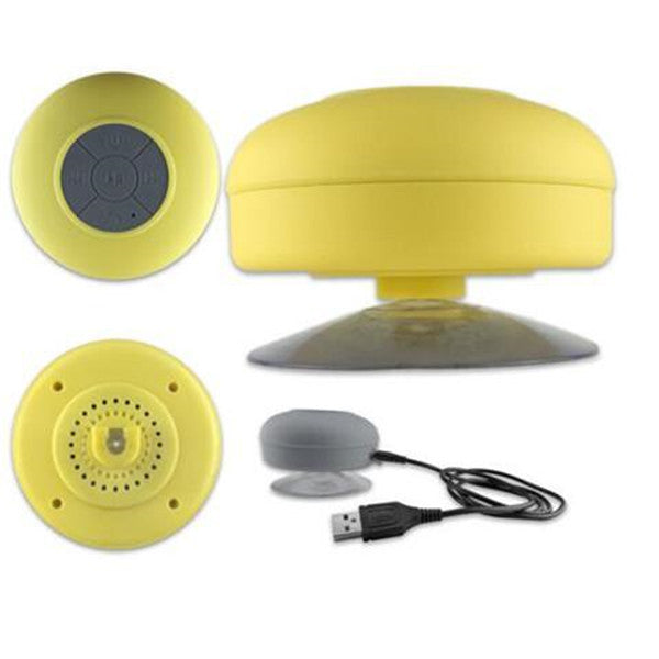 Clearance Bluetooth Shower Speaker - Assorted Colors-Rama Deals