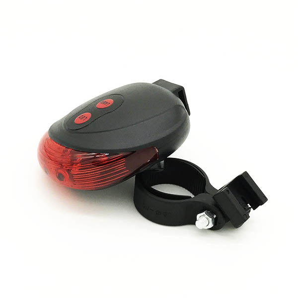 Bike Laser LED Tail Light-Rama Deals