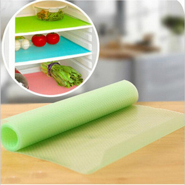 4-Pack of Antibacterial Refrigerator Pads-Rama Deals