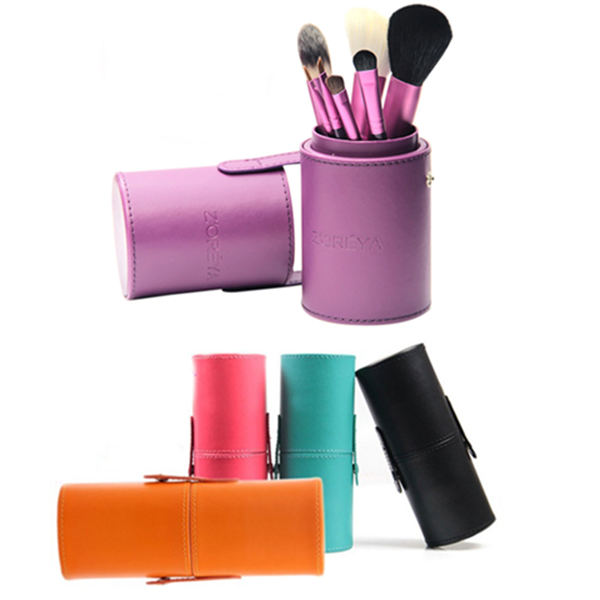 Clearance 7 Piece Brush Set in Four Color-Rama Deals