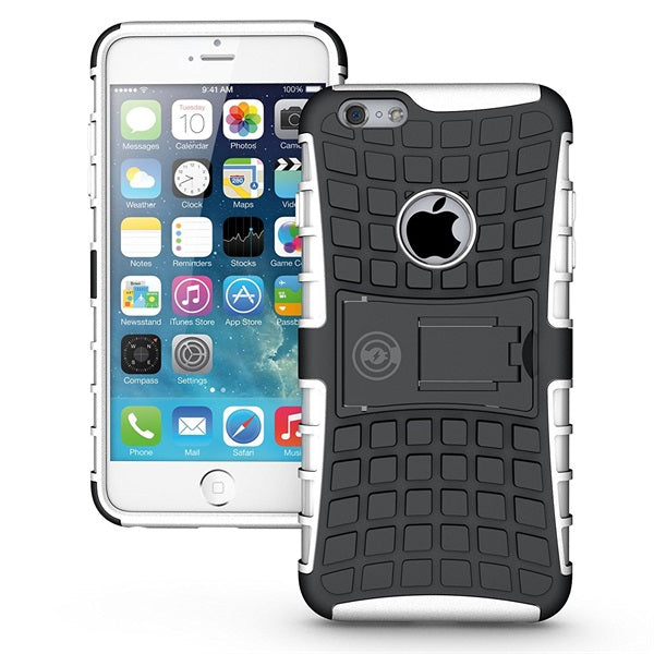Hybrid Armor Case for iPhone 6 Plus-Rama Deals