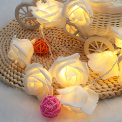 LED Rose String Lights - 2.2M - Rama Deals - 1