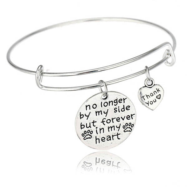 Letter Heart Women Bracelet-Rama Deals