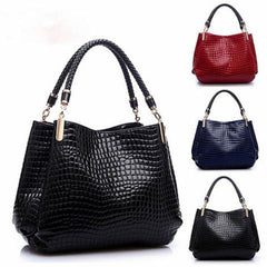 Alligator Women Handbag