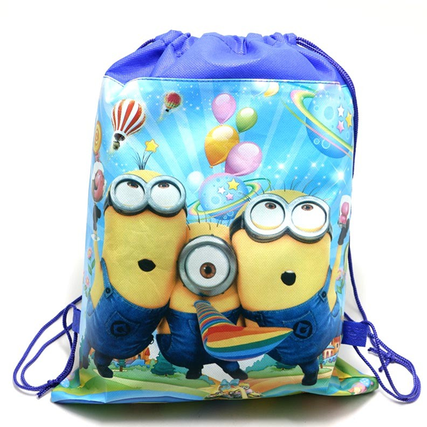 Cartoon Theme Based Drawstring Bags - Rama Deals - 10