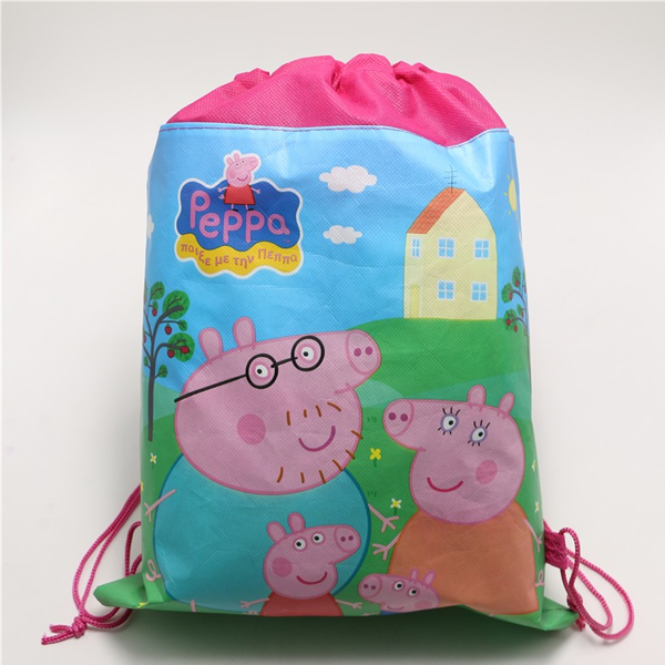 Cartoon Theme Based Drawstring Bags - Rama Deals - 14