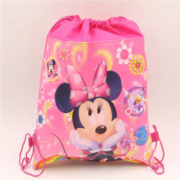 Cartoon Theme Based Drawstring Bags - Rama Deals - 16