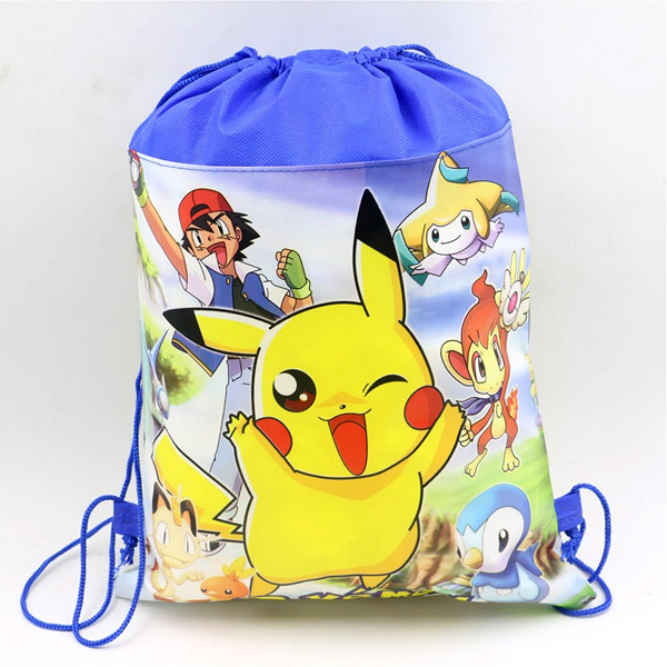 Cartoon Theme Based Drawstring Bags - Rama Deals - 5
