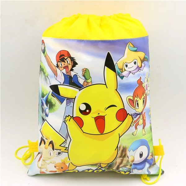 Cartoon Theme Based Drawstring Bags - Rama Deals - 6