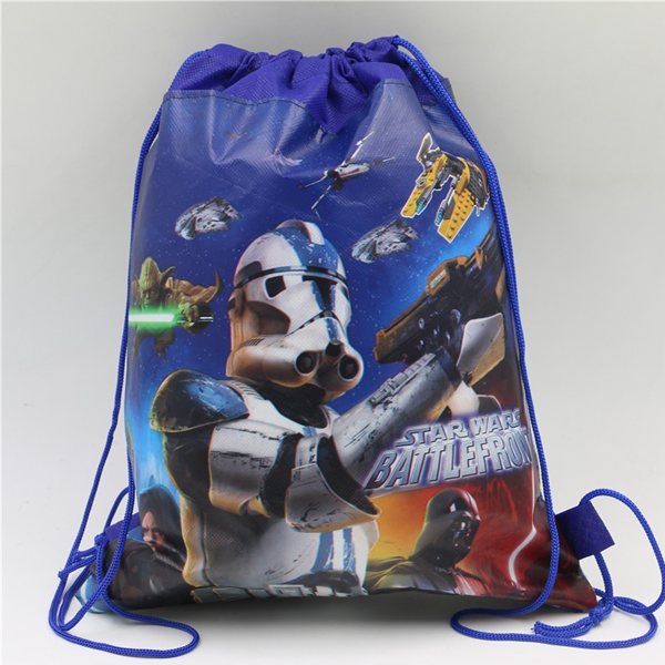 Cartoon Theme Based Drawstring Bags - Rama Deals - 7