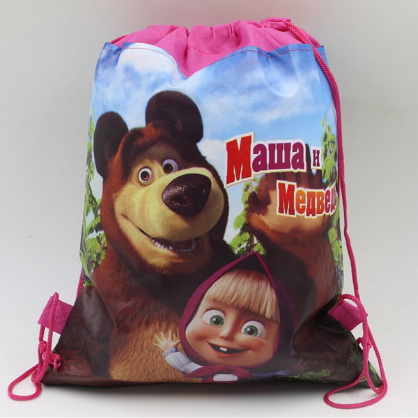 Cartoon Theme Based Drawstring Bags - Rama Deals - 8