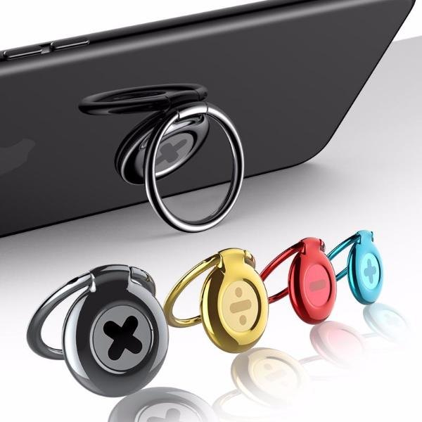 Multi-function Finger Ring Phone Holder-Rama Deals