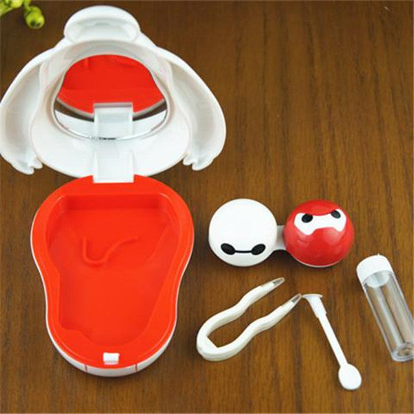 Baymax Contact Lens Box-Rama Deals
