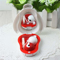 Baymax Contact Lens Box