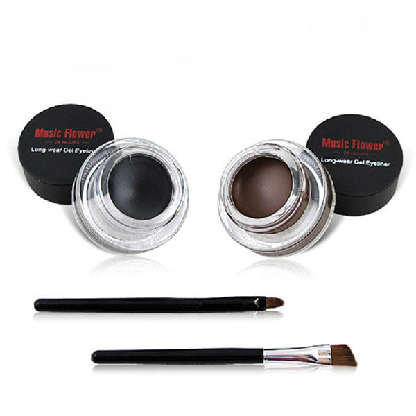 Brown + Black Gel Eyeliner-Rama Deals