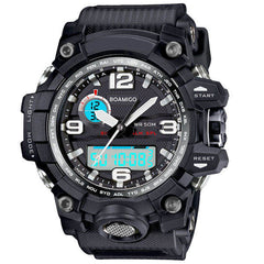 Men Sports Quartz Swimming Watch