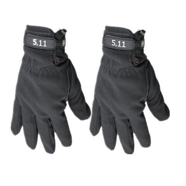 Clearance Bicycle Breathable Men's Full Finger Gloves-Rama Deals