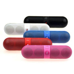 Capsule Pills Bluetooth Speaker-Rama Deals