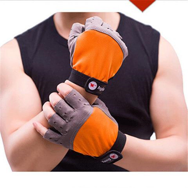 Clearance Breathable Slip Fitness Gloves-Rama Deals
