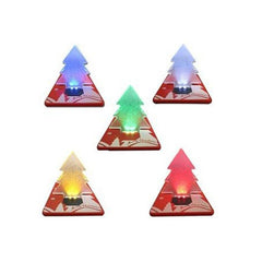 Folding  Christmas Tree Shape Card LED Light - Rama Deals - 1